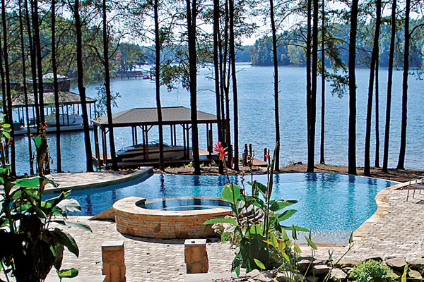 Lake Norman Waterfront Homes For