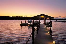 Terrell NC waterfront homes for sale