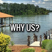 Why Lake Norman Real Estate